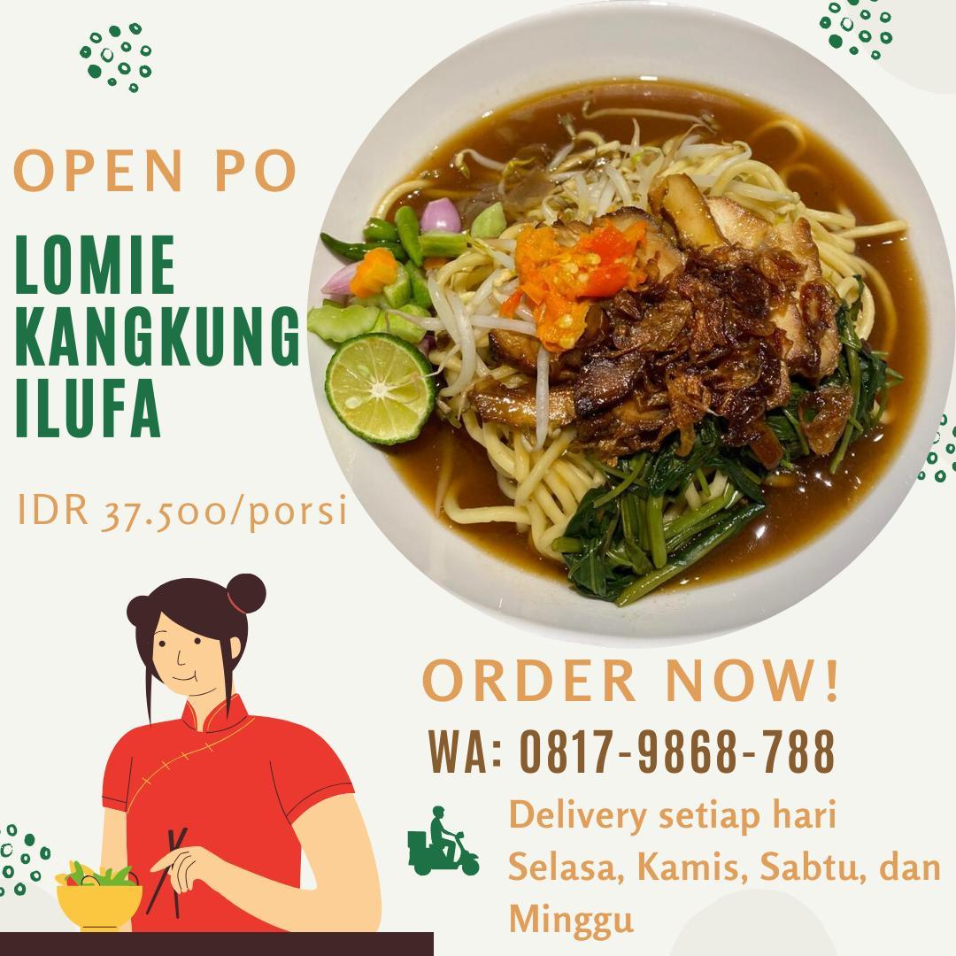 Lomie Kangkung Ilufa