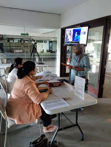 Donor Darah SanMaRe 24 Oktober 2020 (Laporan Kegiatan)