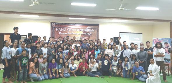 Hang Out Panggilan Dekenat Tangerang II - Dengar Dia Panggil Nama Saya