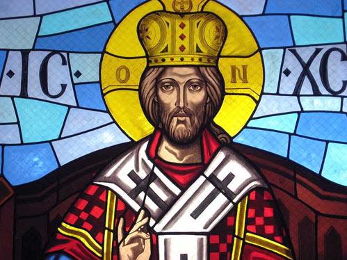 Hari Raya Kristus Raja Semesta Alam
