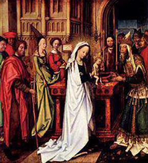 Pesta Yesus Dipersembahkan di Bait Allah - Sepenuhnya Diabdikan bagi Allah