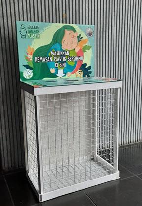 Aksi Peduli Sampah Plastik - Bergerak lewat Kolekte Sampah Plastik