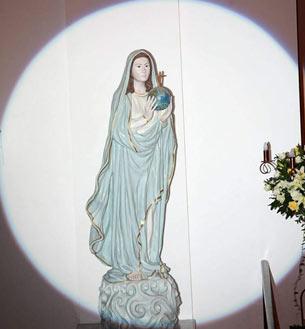 Bulan Mei Sebagai Bulan Bagi Kita Menghormati Bunda Maria