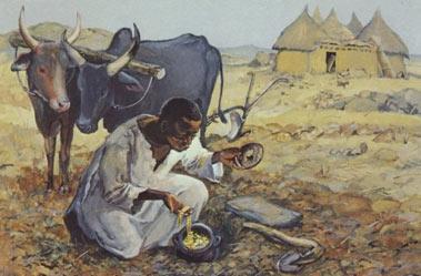 Kerajaan Sorga Seumpama Harta, Mutiara, dan Pukat