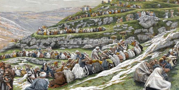 Mukjizat Penggandaan Roti Adalah Gambaran Akan Sakramen Ekaristi