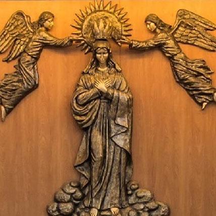 Peringatan SANTA PERAWAN MARIA, RATU