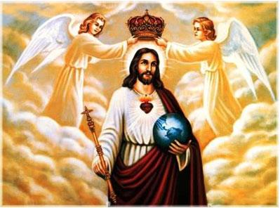HARI RAYA TUHAN KITA YESUS KRISTUS RAJA SEMESTA ALAM