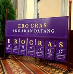 EROCRAS BESOK AKU AKAN DATANG