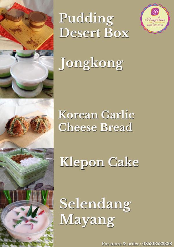 Angelina Cookies & Cake