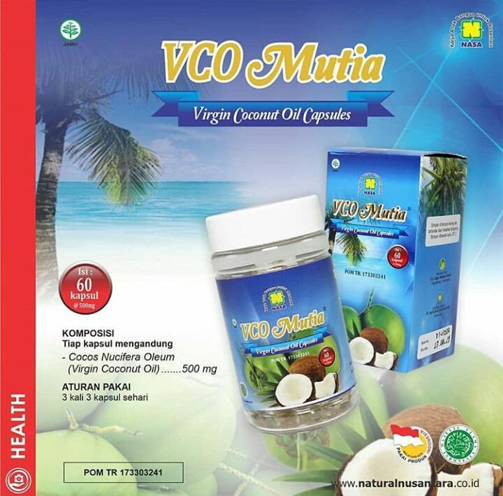 My Trolley - Virgin Coconut Oil (VCO)